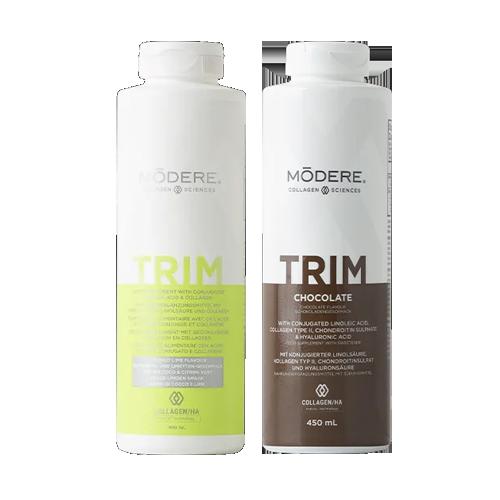 Trim Limette-Choko