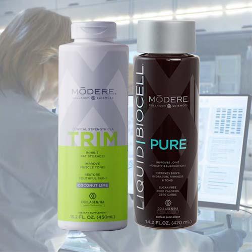 MODERE Trim Coconut Lime - BioCell Pure
