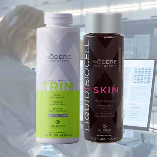 MODERE Trim Coconut Lime - BioCell Skin