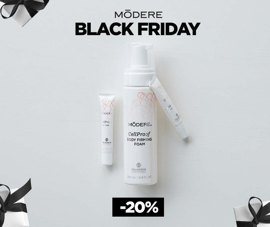MODERE Black Friday 2020 Angebot Cellproof Additions
