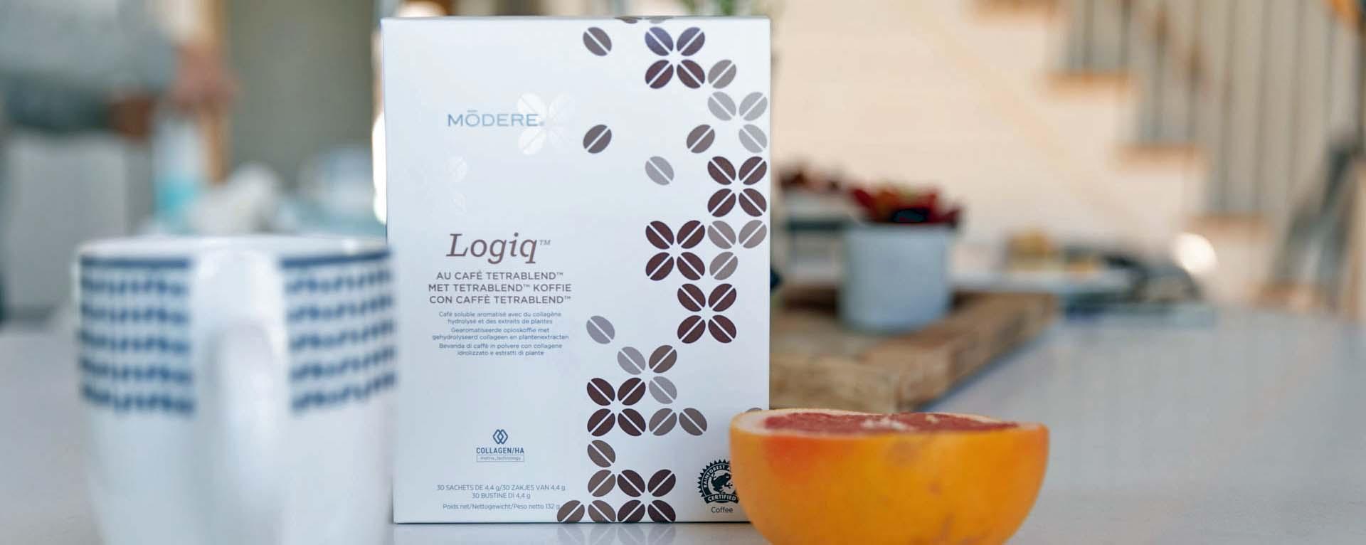 Modere Logiq™ mit Tetrablend™ Kaffee
