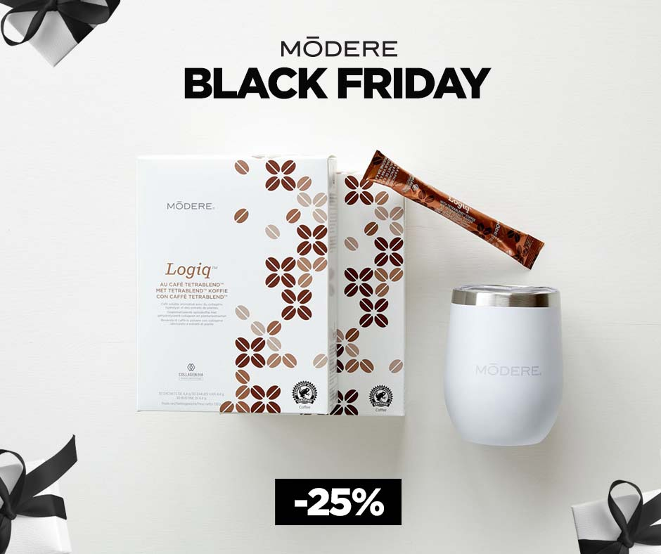 MODERE Black Friday 2020 Angebot Logiq Twin Pack