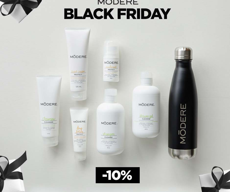 MODERE Black Friday 2020 Angebot Mens Collection