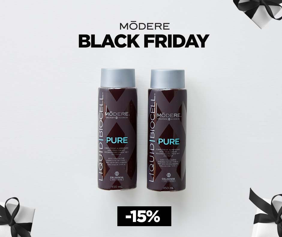 MODERE Black Friday 2020 Angebot BioCell Pure Duo