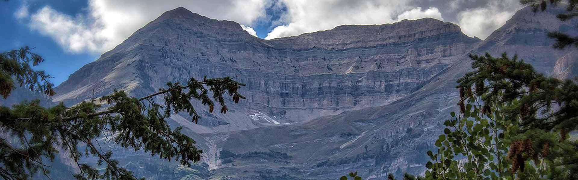 Timpanogos Mountain